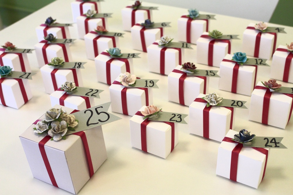 DIY Advent Calendars to Kick Off the Holiday Season