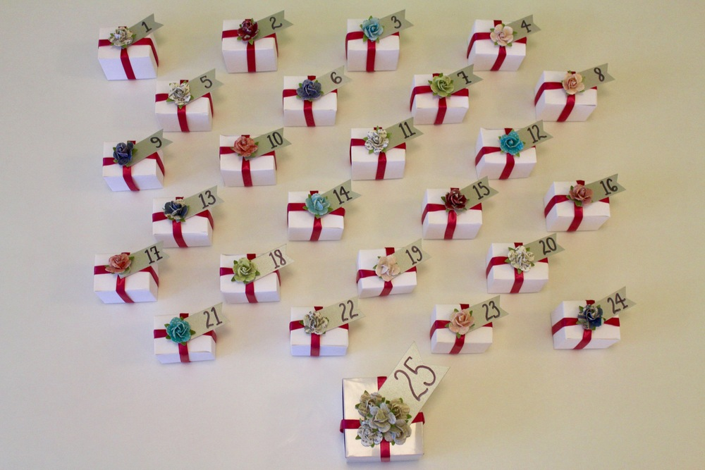DIY Advent Calendars to Kick Off the Holiday Season