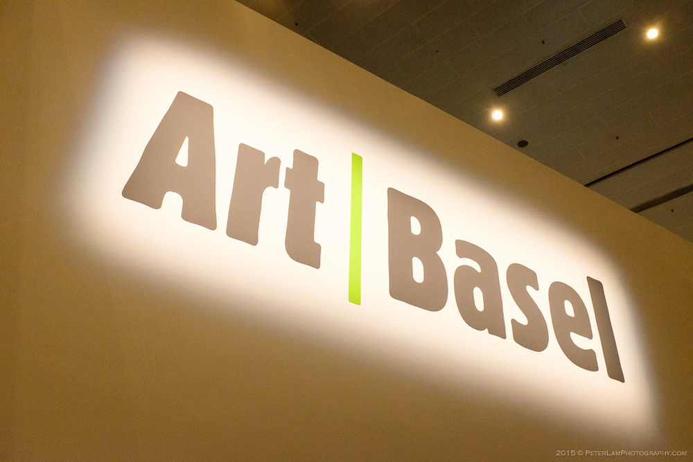 Art Basel, in America 2015