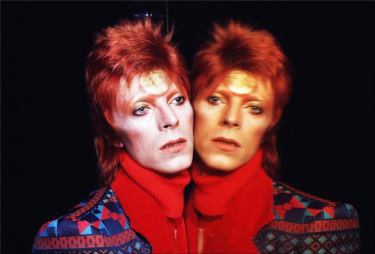 David Bowie, by  Masayoshi Sukita