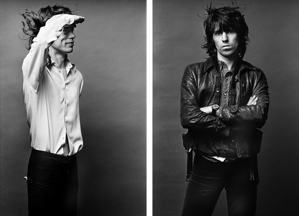 Mick + Keith