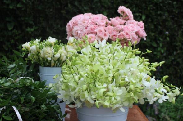 Event Recap: B Floral x LivCooks x LOVESHACKFANCY x Joey Wolffer