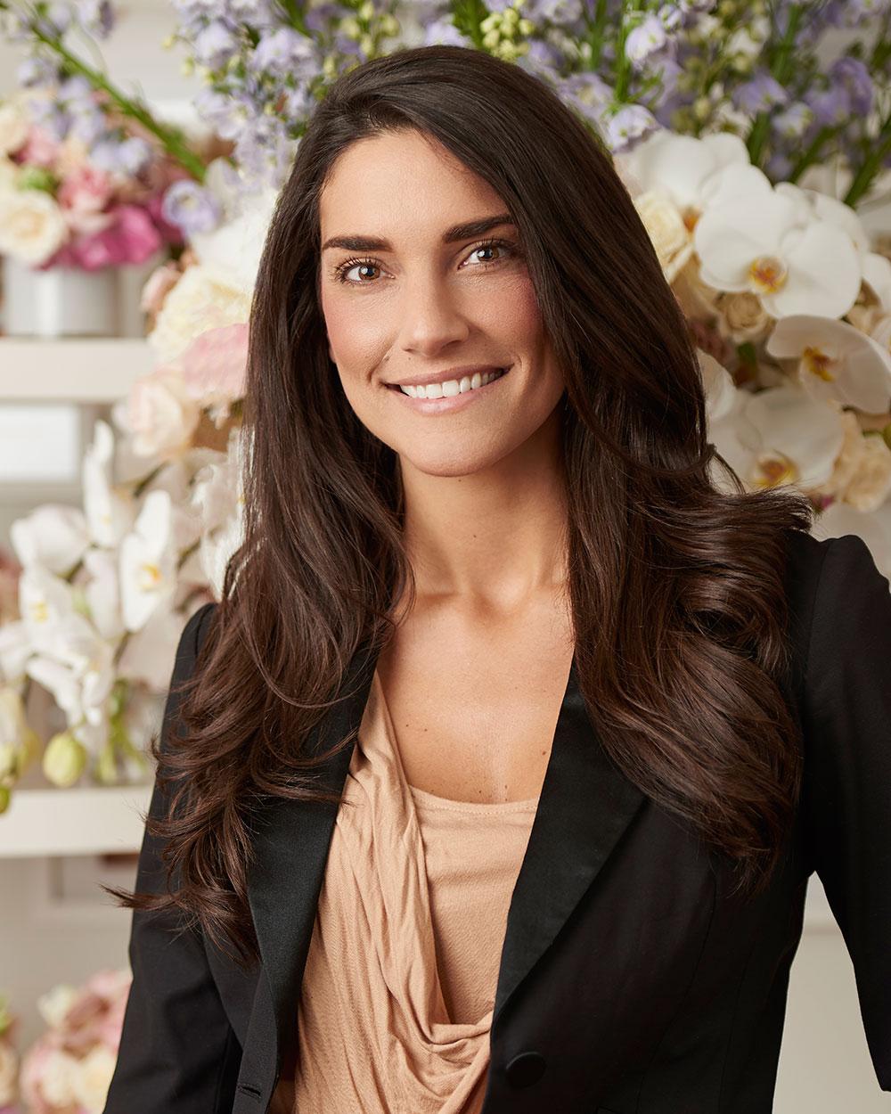 Claudia Kiss    DIRECTOR OF MARKETING