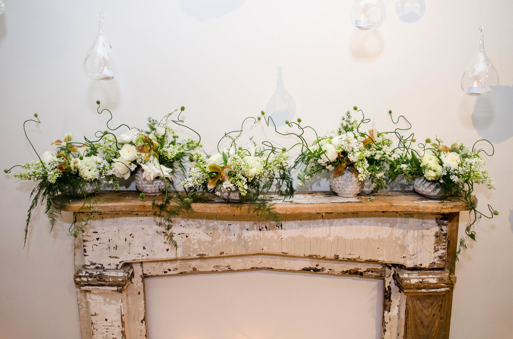 B Floral's Winter Wonderland Media Event with Lilliana Vazquez and Sutton Foster