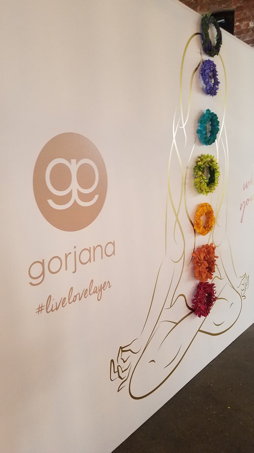 Gorjana Create + Cultivate Installation