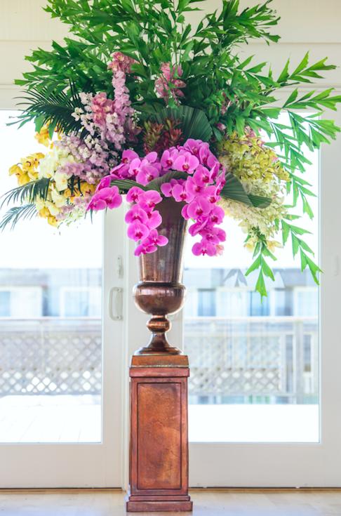 Floral Statement Piece - B Floral