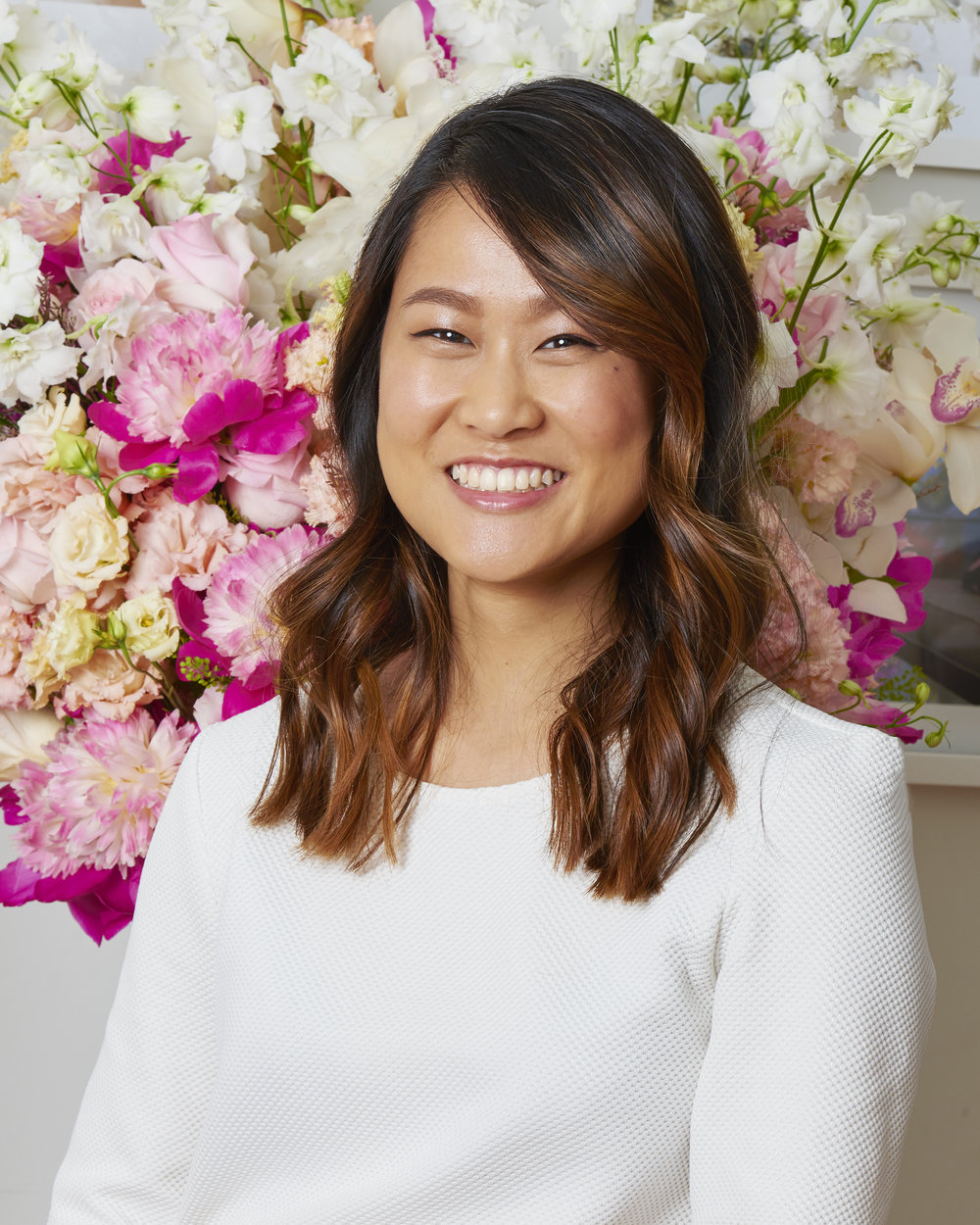 Alice Lan    Marketing and Events Assistant