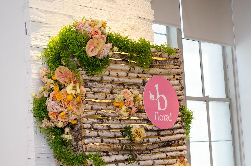 B Floral Display - B Floral