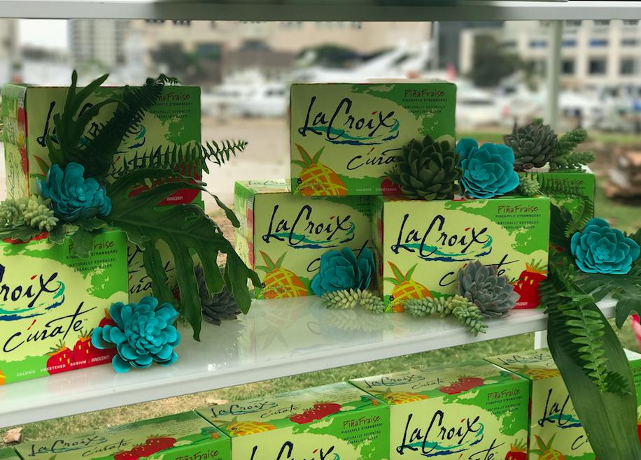 LaCroix Floral Display - B Floral