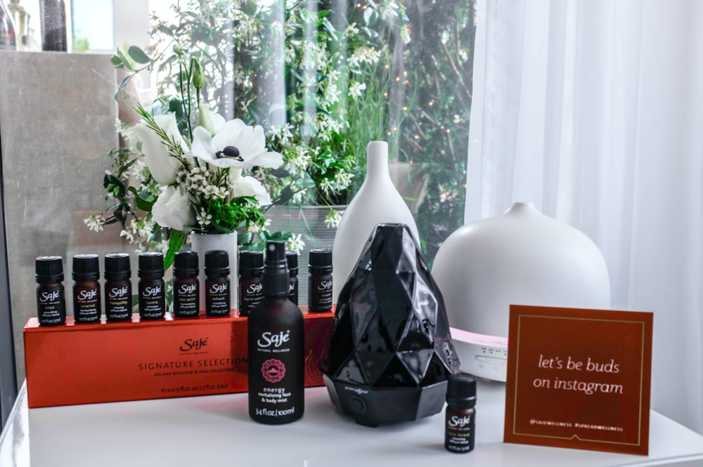 Saje Wellness And Florals - B Floral