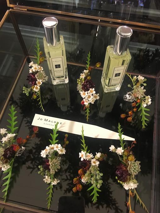 Jo Malone Fall Perfume Launch