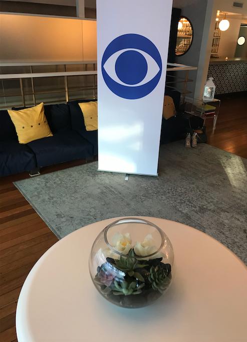 CBS Interactive Dinner Reception