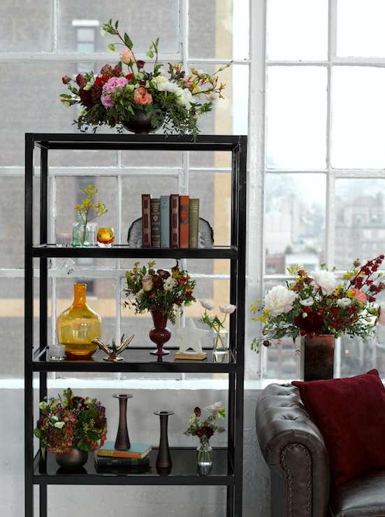 Home Decor And Fall Flowers - B Floral