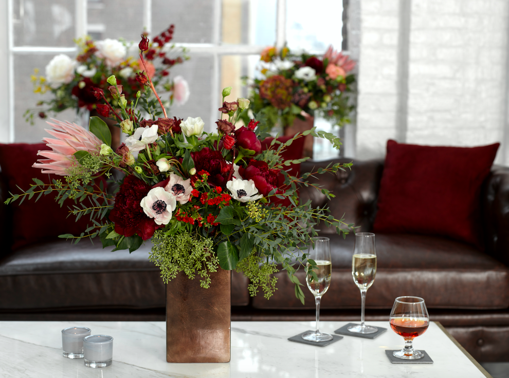 Fall Floral Centerpiece - B Floral
