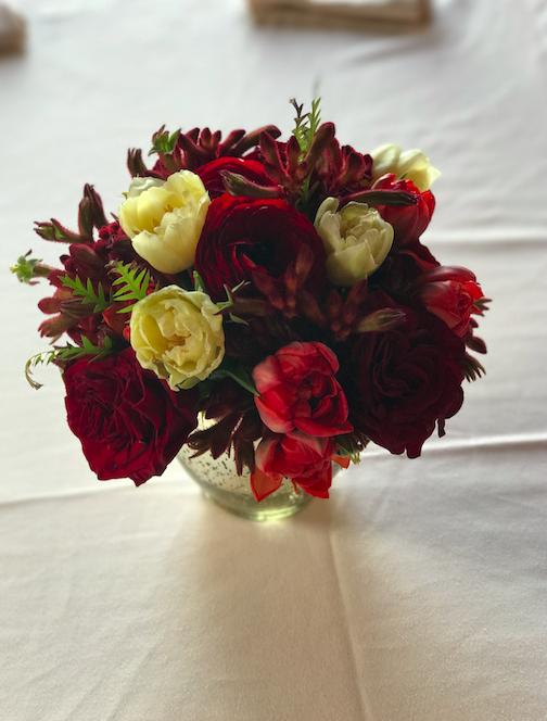 Pretty Floral Piece - B Floral
