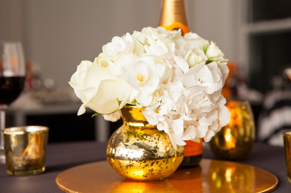 Crisp White Floral Display - B Floral