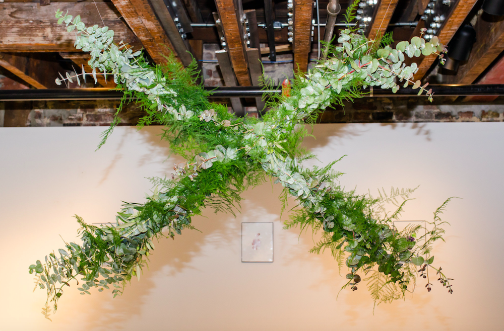 Greenery And Floral Event Display - B Floral