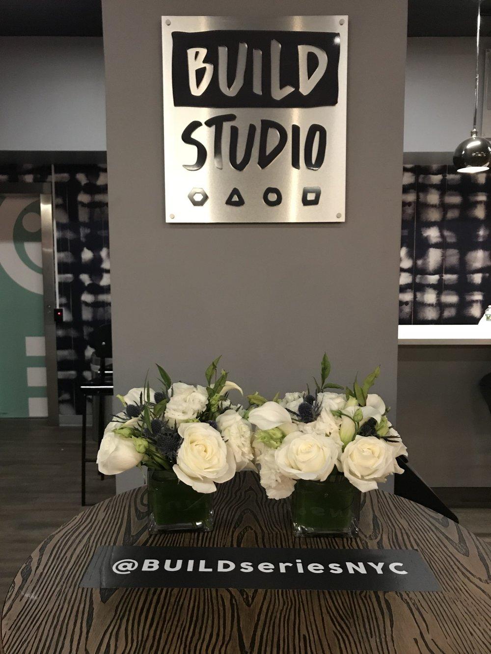 Smart Girls Summit Lounge- B Floral