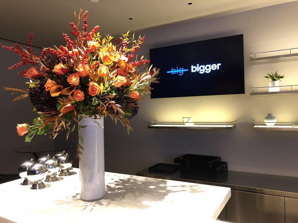 NYT x Samsung Bar Arrangement- B Floral