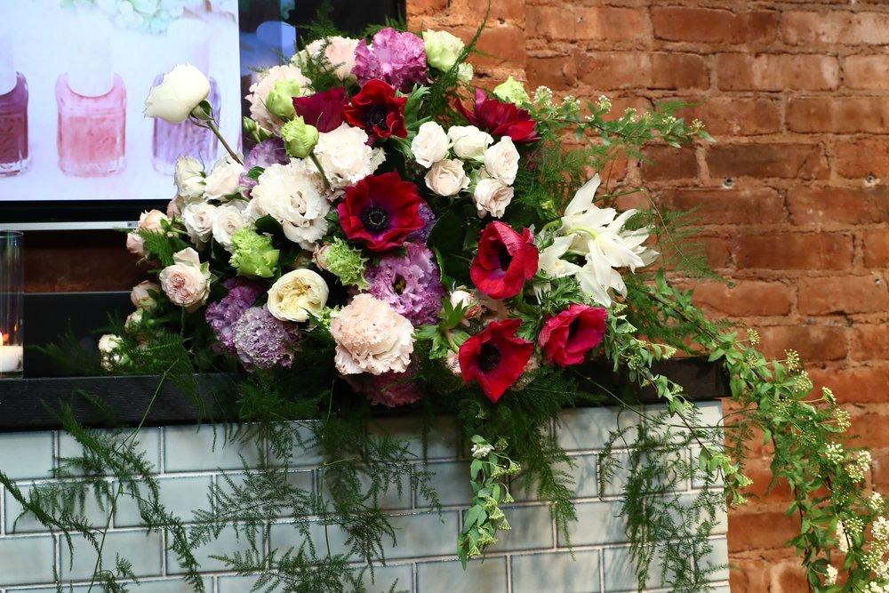 Colorful Details- B Floral