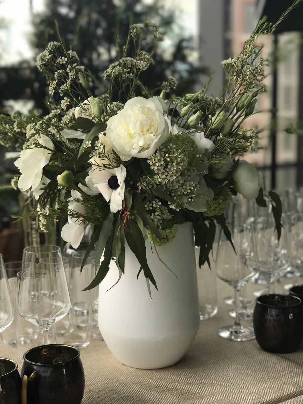 Saje Wellness Bar Arrangement- B Floral