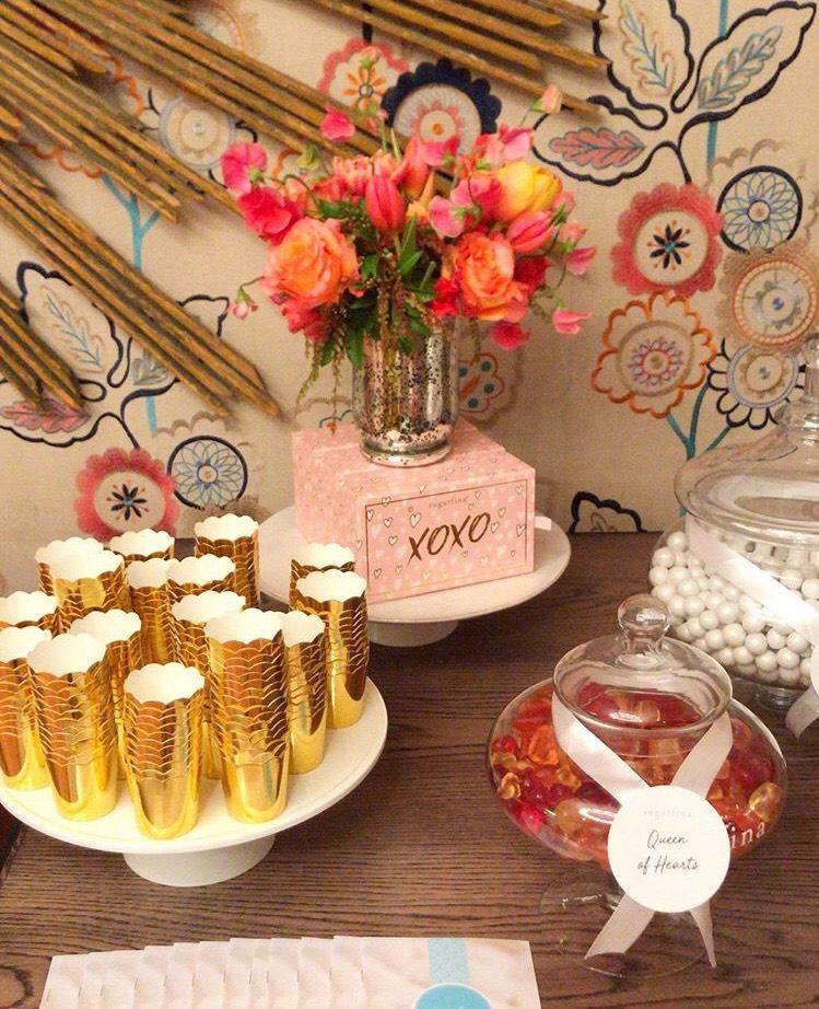 Sugarfina Candy Bar Arrangement- B Floral