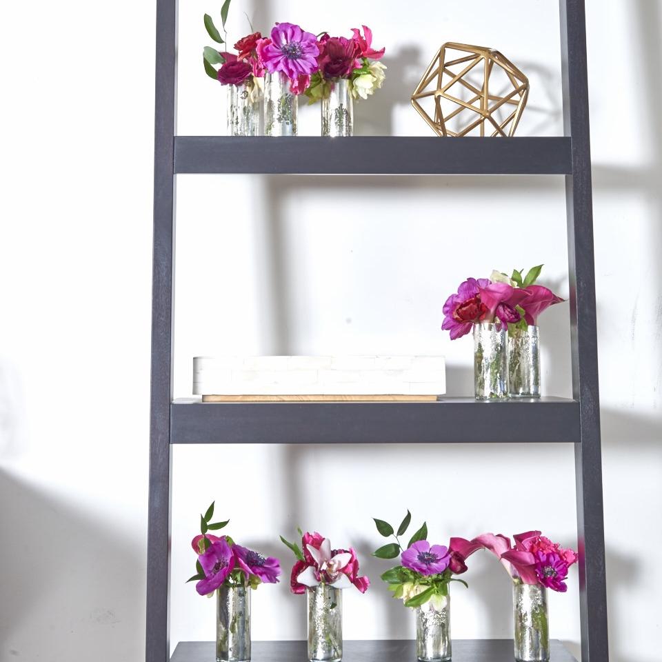 B Floral Arrangement