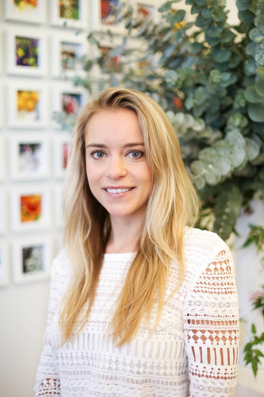 Stefanie Zorn    Event Design Coordinator