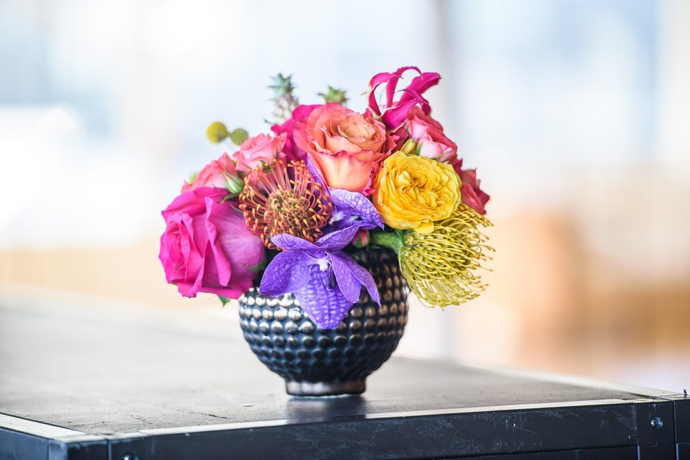 Bold Summer Flower Arrangement- B Floral
