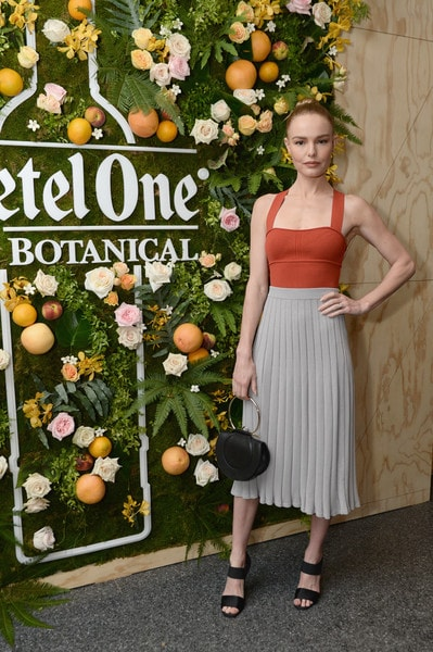 Ketel One Flower Wall With Kate Bosworth- B Floral