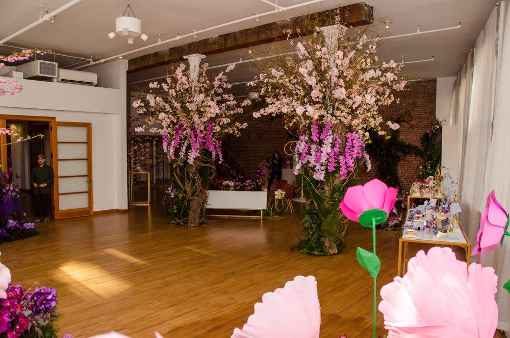 Enchanted Evening Design Complete- B Floral