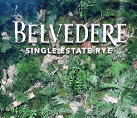 Belvedere Green Wall - B Floral