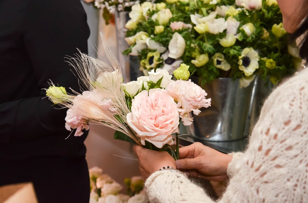 Bouquet Bar Close-UP- B Floral