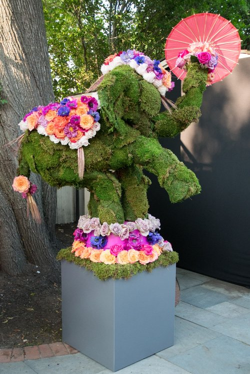 Floral Elephant Creation- B Floral