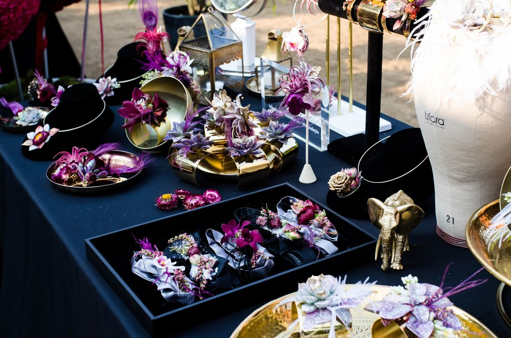 Floral Jewelry Station- B Floral