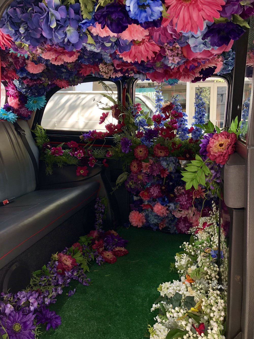 Ted Baker NYFW Activation- B Floral