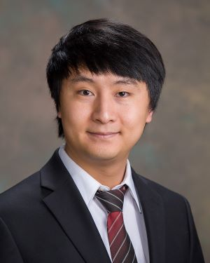 Logan Zhang, Marshfield Clinic Research Institute