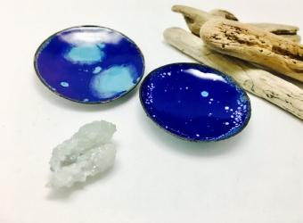 Galaxy salt dish (set of two)
