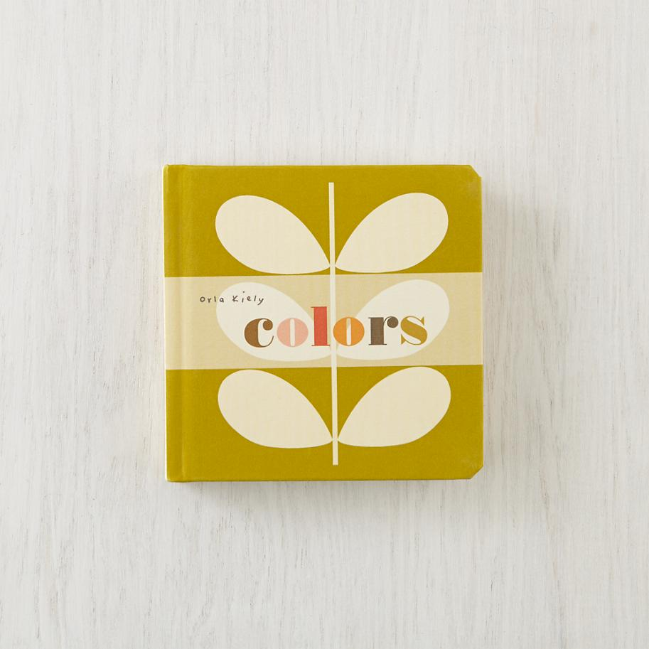 Colors by Orla Kiely $12.99