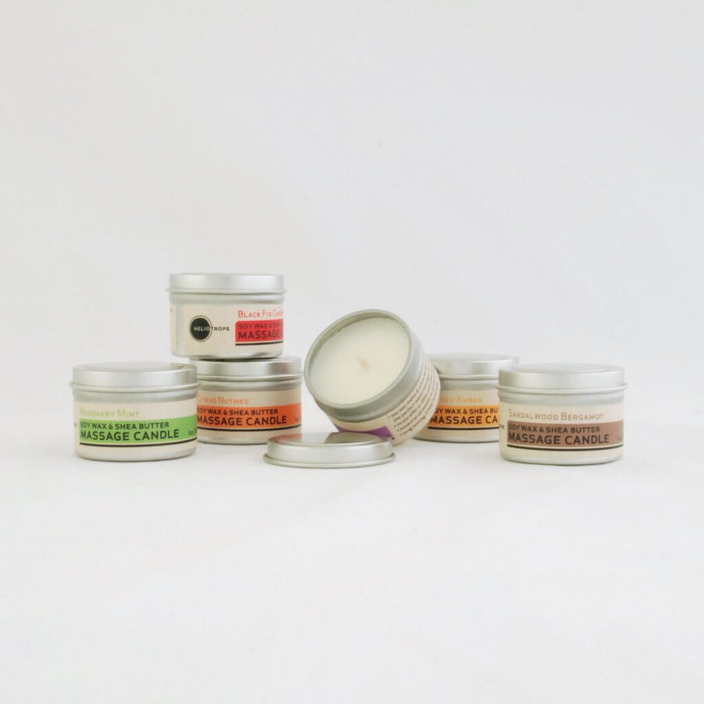 Soy Wax & Shea Butter Massage Candle