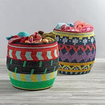 Nile Floor Basket