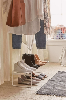 Simple Adjustable Shoe Rack