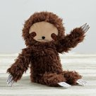 Plush Sloth by Bijou Kitty $29