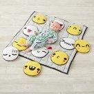 Emoji Baby Play Mat $79