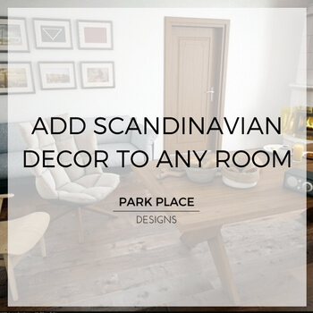 scandinavian decor tips