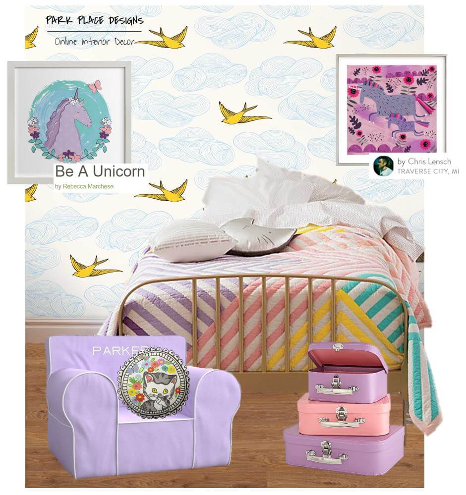 Click for more  kids rooms