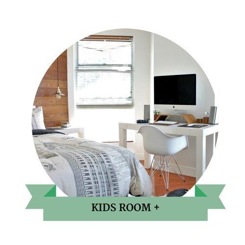 dorm room bed desk teen room kids room plus package online interior design process portland