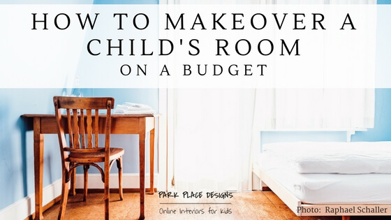 how to makeover a childs room on a budget online interior design for kids