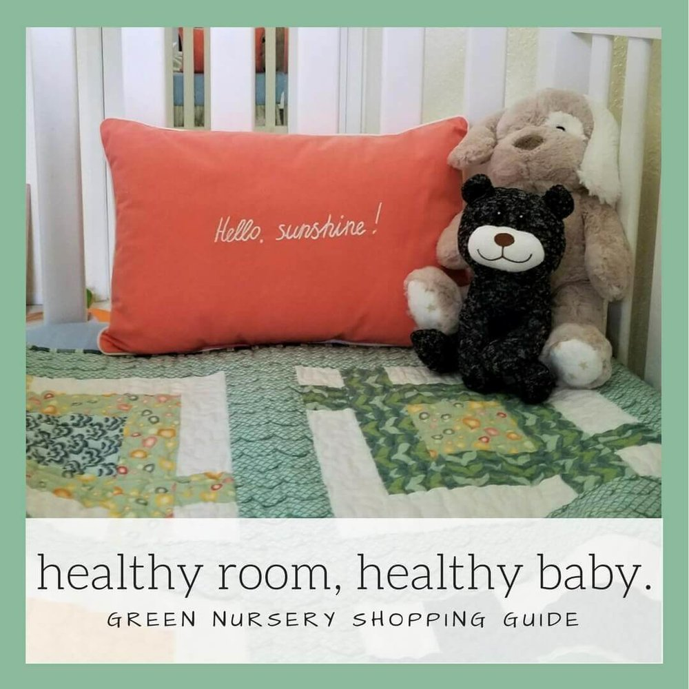online kids interiors eco-friendly nursery shopping guide