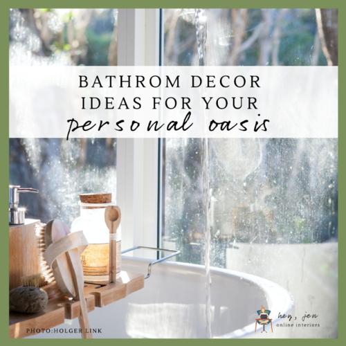 Bathroom Decor Ideas For Your Sexy Retreat Park Place